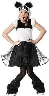GIrls' Panda Dress Costume