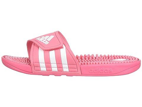 Pink White WhiteChalk adidas Pink adissage Chalk Black 4TnxP0