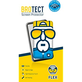 Brotect 2X HD-Clear Screen Protector for TwoNav Velo Hard-Coated Dirt-Repellent Crystal-Clear