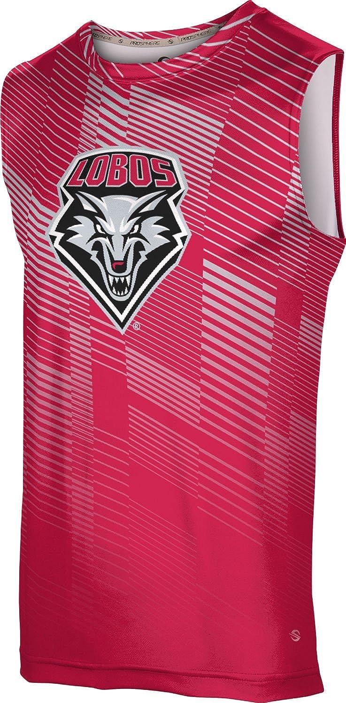 ProSphere University of New 25% OFF Mexico Super sale Men's - Bold Shirt Sleeveless