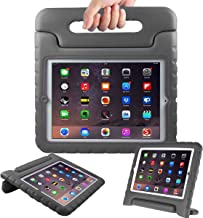 AVAWO Kids Case for (iPad 2 3 4Old Model) - Light Weight Shock Proof Convertible Handle Stand Kids Friendly for iPad 2, iPad 3rd Generation, iPad 4th Generation Tablet - Black