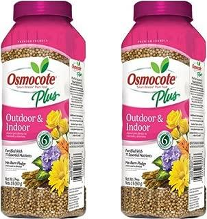 Osmocote Smart-Release Plant Food Plus Outdoor & Indoor, 2 lbs - 2 Pack