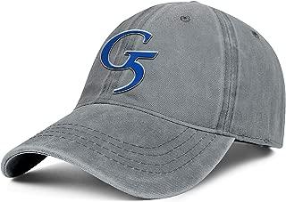 zjjipffittcn Mens G5-Outdoors- Cowboy Baseball Hat Cotton Trucker Cap VintageFlat Hats