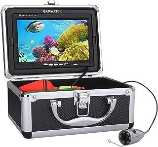 GRXXX Finder bajo al Agua Finder HD Subatwater Cámara de Color TFT de 7 Pulgadas Pantalla de Color 1000TVL Kit de cámara d...