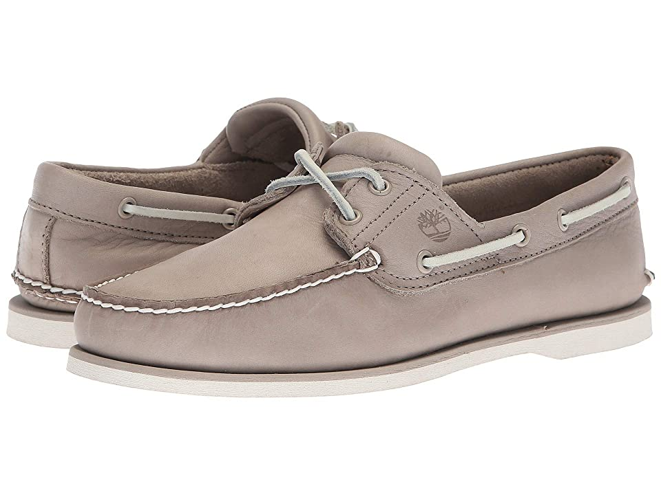 Timberland Classic Two-Eye Boat Shoe (Pure Cashmere) Men
