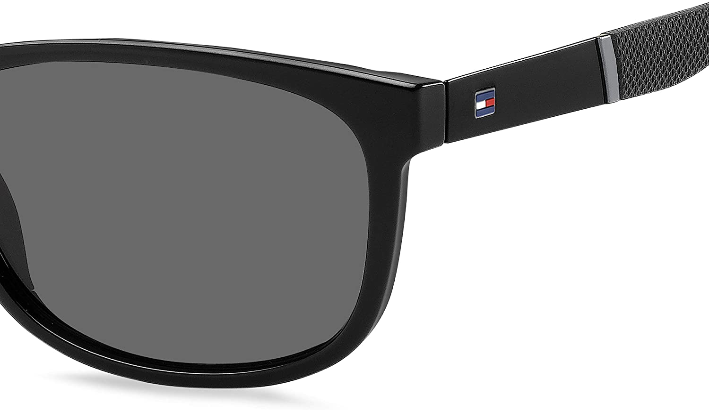 Tommy Hilfiger Mens Th1520s Rectangular Sunglasses