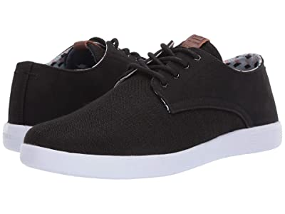 Ben Sherman Parnell Oxford (Black Multi) Men