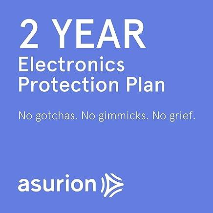 ASURION 2 Year Electronics Protection Plan $20-29.99