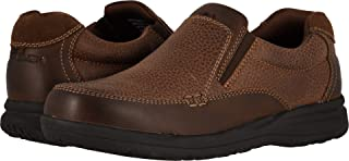 Nunn Bush Mens Cam Moc Toe Slip-On Brown Crazy Horse 11.5 ...