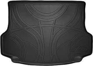 MAXLINER All Weather Cargo Liner Floor Mat Black for 2013-2018 Toyota RAV4 (No EV Electric models)