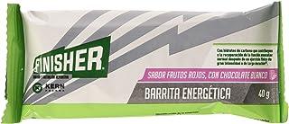 Finisher Finisher Barr Energ Frutos Rojos Con Choco Bl 20Ud 100 g