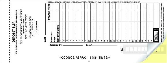 bank deposit slips printable
