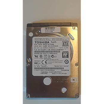 Toshiba HDKCC00 MQ01ACF050 500GB 7200RPM SATA-600 2.5 Internal Hard Drive