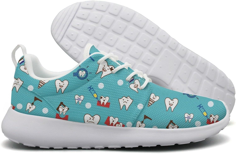 Teeth Whitening Women Cool Running shoes Navy Cute