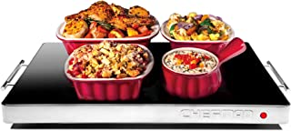 Chefman Electric Warming Tray with Adjustable Temperature Control, Perfect For Buffets,..