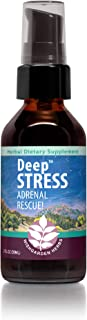 WishGarden Herbs Deep Stress - Herbal Tincture for Stress, Liquid Adrenal Support Drops, Easy to Absorb and Fast Acting Ad...