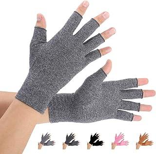 Brace Master Arthritis Gloves 2 pares, guantes de compresió