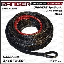 Ranger 6,000 LBs 3/16