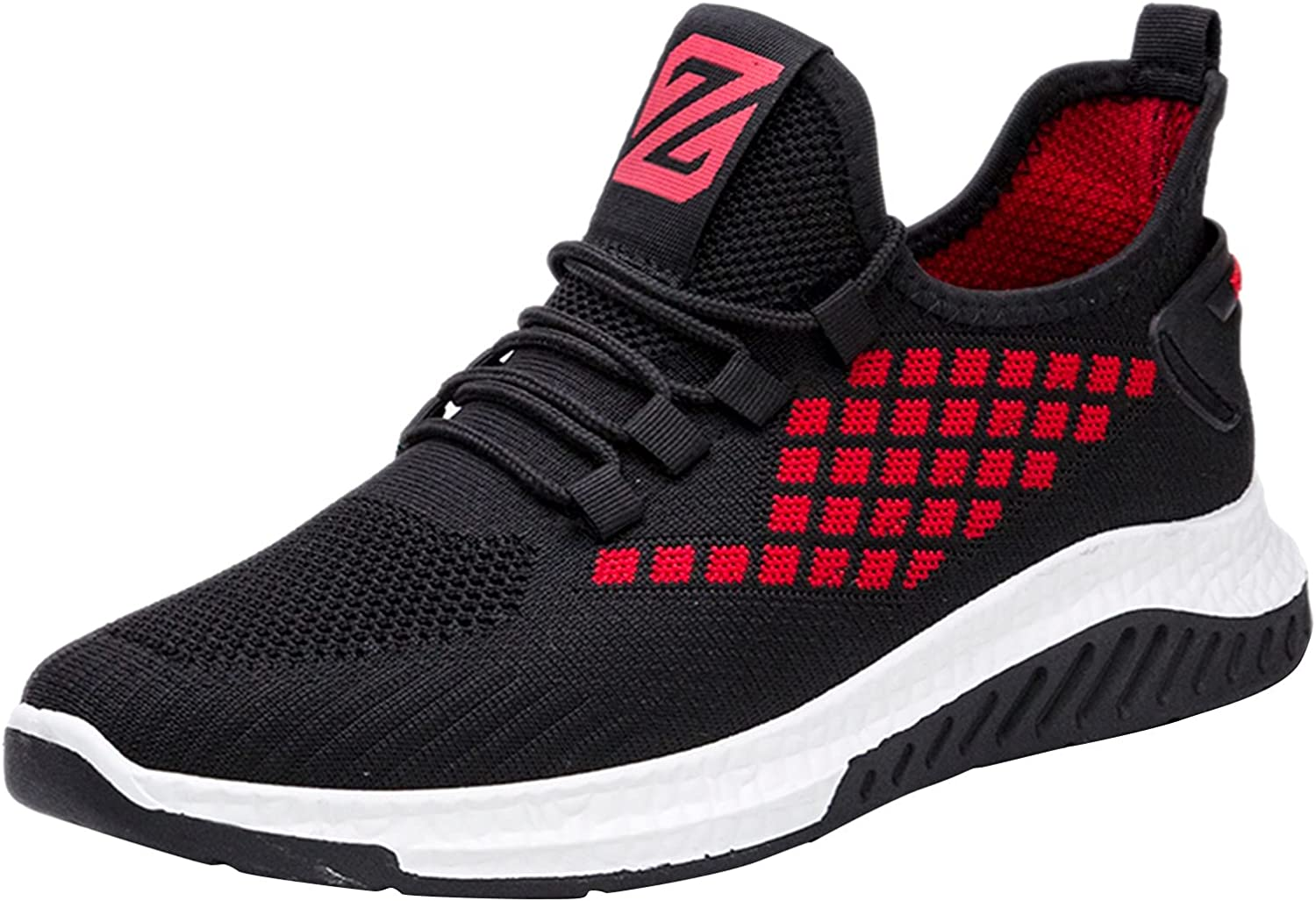 FAMOORE Womens Walking 100% Bombing new work quality warranty Running Shoes Tennis Sneakers Sp Athletic