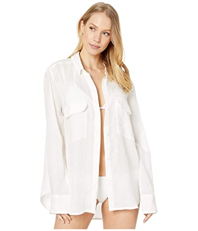 MIKOH SWIMWEAR Mentawai Cover-Up (Foam) Women