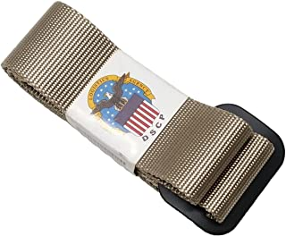 DSCP US Military Issued Tactical Riggers Belt - Color: Sand