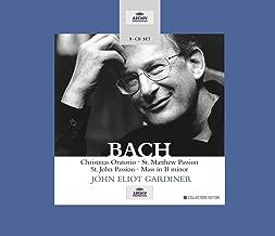 Bach, J.S.: Christmas Oratorio; St. Matthew Passion; St. John Passion; Mass in B minor