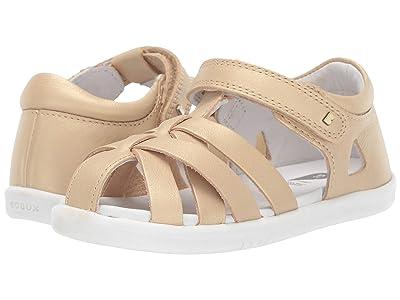 Bobux Kids I-Walk Tropicana (Toddler) (Gold) Girls Shoes