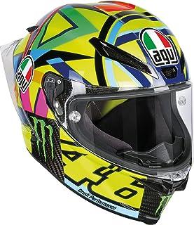 AGV Casco Moto Pista GP R E2205Top plk, Soleluna 2016Carbon, XL