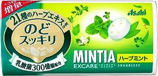 アサヒグループ食品 ミンティアエクスケアハーブ ×6箱