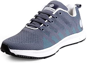 Bacca Bucci® Mens Rapid Sports Casual Running Shoes Walking Jogging Gym Sneakers Comfortable Breathable Trainers Athletic ...
