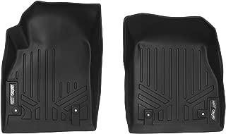 MAXLINER Floor Mats 1st Row Liner Set Black for 2011-2015 Chevrolet Cruze / 2016 Cruze Limited