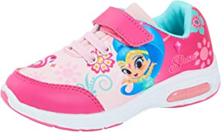 Shimmer and Shine Girls Light Up Trainers