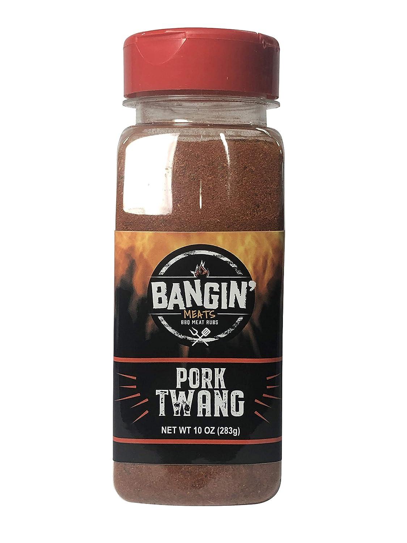 BanginMeats OFFicial Max 77% OFF shop PORK TWANG Seasoning Rub Pork Chicken Great For And