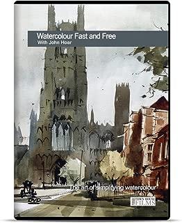 Watrercolour Fast and Free (NTSC DVD) with John Hoar
