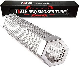 TIZZE Pellet Smoker Tube 12