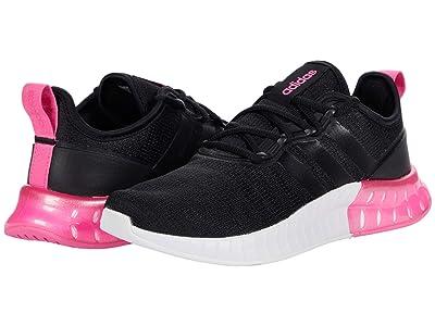 adidas Running Kaptir Super (Core Black/Core Black/Screaming Pink) Women
