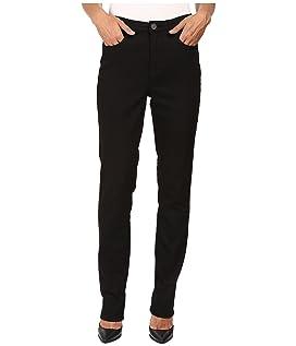 Supreme Denim Suzanne Slim Leg in Black