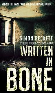 Written in Bone: The gruesomely compelling David Hunter thriller