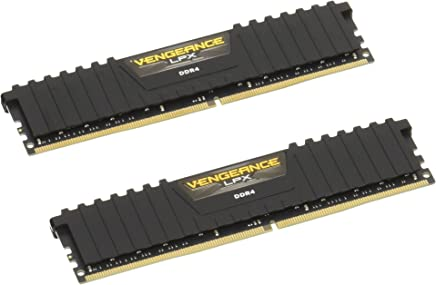 Corsair Vengeance LPX 32GB (2x16GB) DDR4 DRAM 2133MHz (PC4 17000) C13 Memory Kit - Black