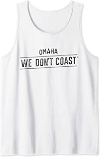 Best omaha we don t coast shirt Reviews
