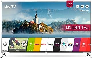 LG 55 Inch 4K Ultra HD LED Smart TV - 55UJ651V