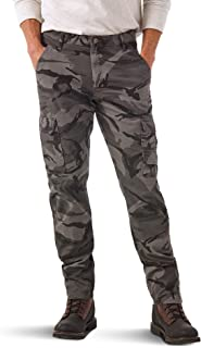 Wrangler Authentics Wrangler Men's Regular Tapered Cargo