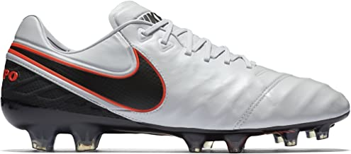 NIKE Tiempo Legend Vi Firm Ground [Pure Platinum/Metallic Silver/Black]
