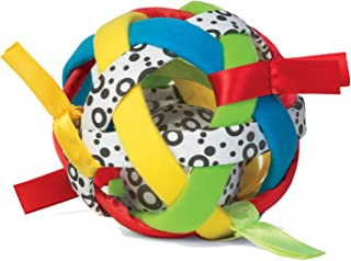 Manhattan Toy Bababall Sensory Sphere and Rattle