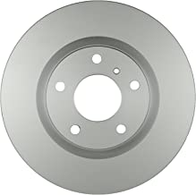 Bosch 40011039 QuietCast Premium Disc Brake Rotor For 2003-2004 Infiniti G35 and 2003-2005 Nissan 350Z; Front