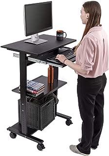 travel desk mobile workstation