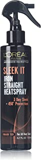 L'Oréal Paris Advanced Hairstyle SLEEK IT Iron Straight Heatspray, 5.7 fl. oz.