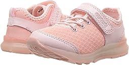 Pink PU/Mesh
