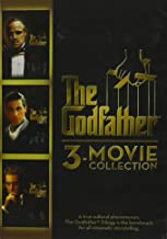 The Godfather: 3- Movie Collection