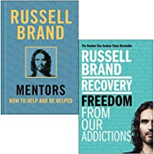 Russell Brand Collection 2 Books Set (Mentors [Hardcover], Recovery)